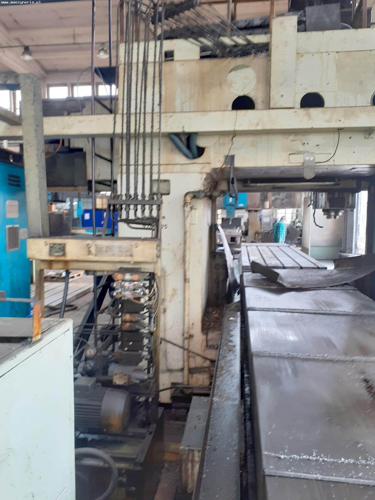 Fresatrice a portale CNC STANKOIMPORT 6M610F11 in vendita - foto 7