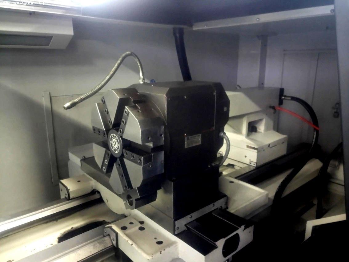 Tornio universale CNC SCK 6166 in vendita - foto 3