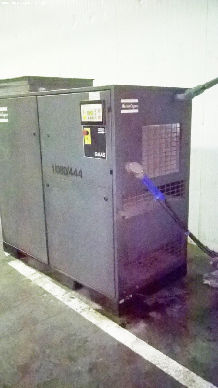 Compressore d'aria ATLAS COPCO GA45 in vendita - foto 2