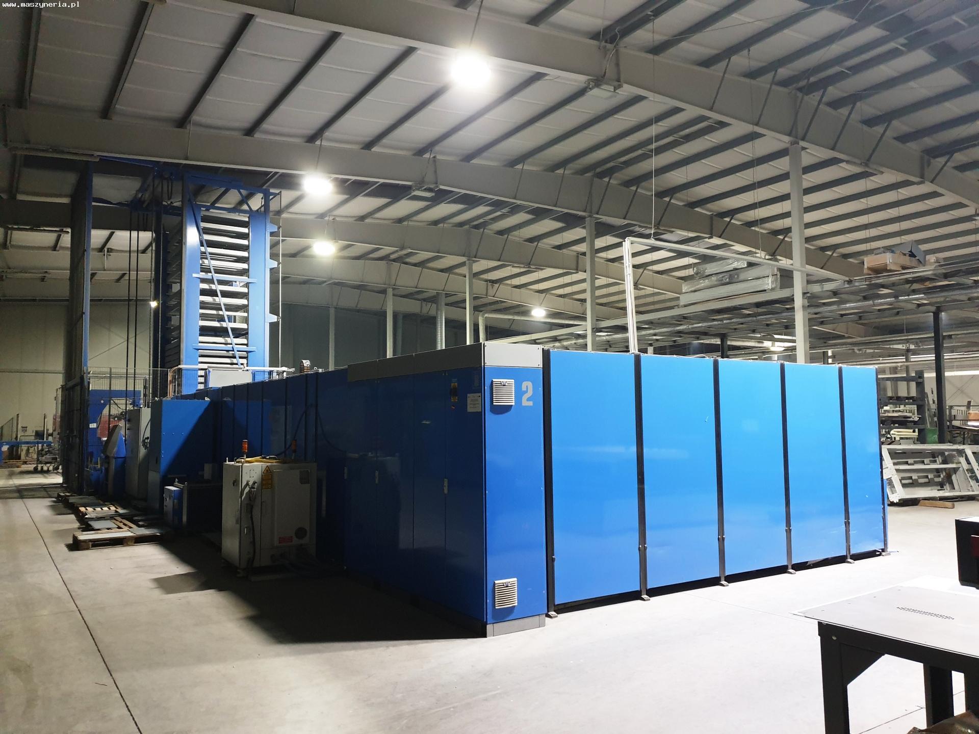 La linea di lavorazione lamiera PRIMA POWER LPE6F in vendita - foto 6