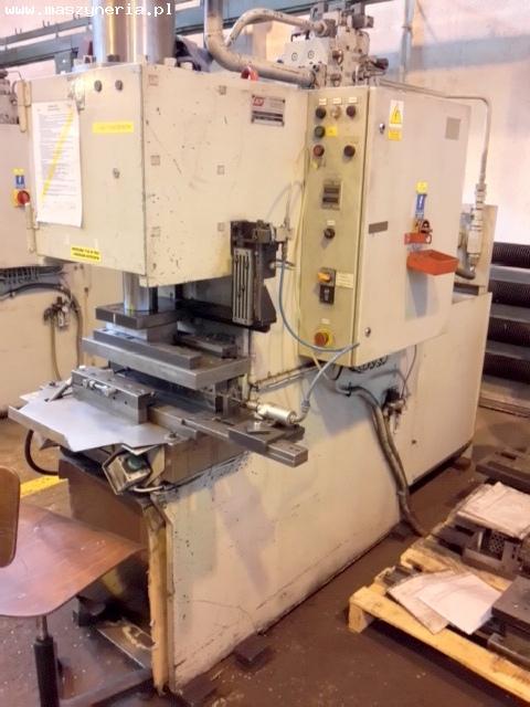 Pressa idraulica HIRSCH ATTING UMA 50 in vendita - foto 2
