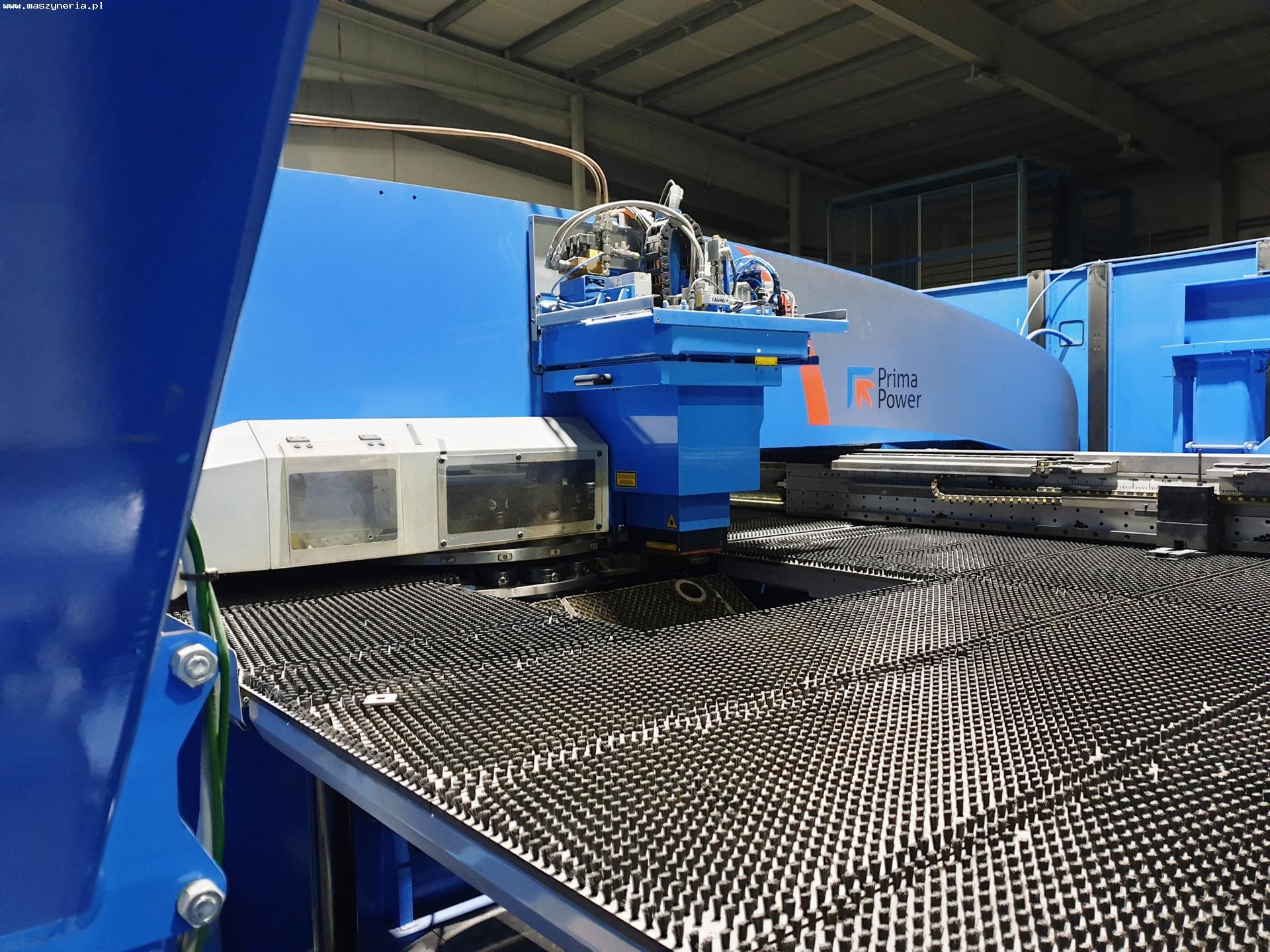 La linea di lavorazione lamiera PRIMA POWER LPE6F in vendita - foto 3