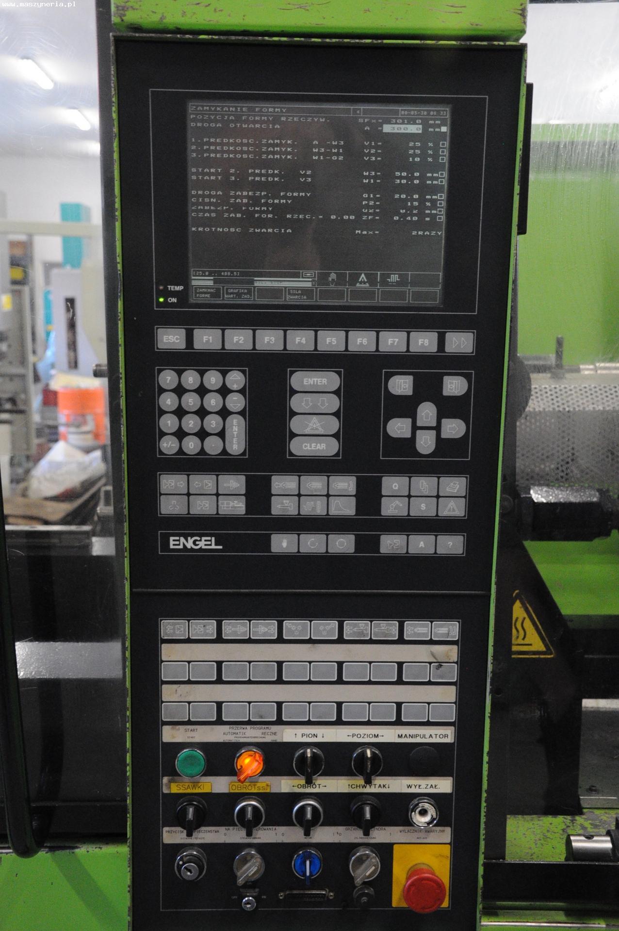 Pressa ad iniezione ENGEL ES 330/80 HL ST in vendita - foto 5