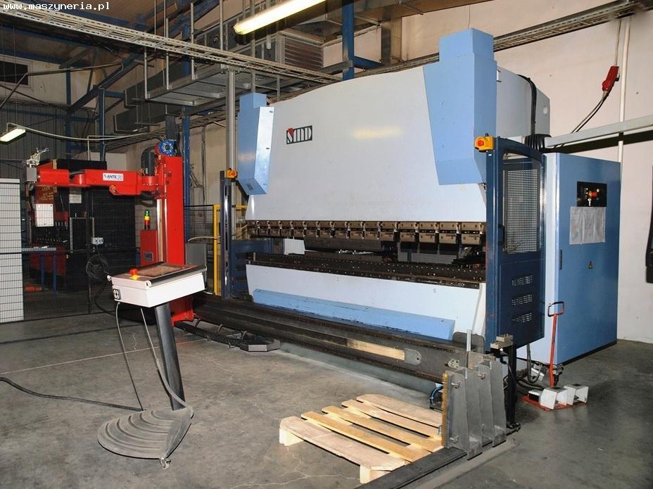 Pressa piegatrice CNC SMD PBH 110-3100-4C in vendita - foto 1