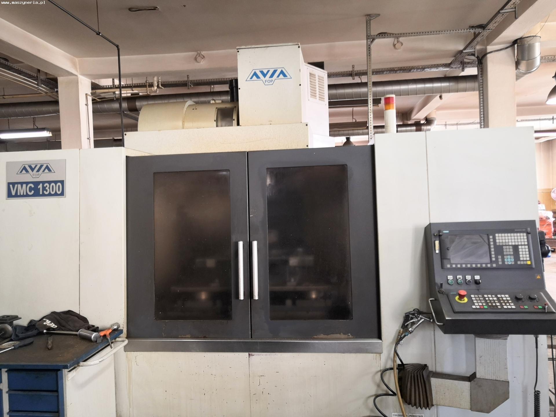Centro di fresatura verticale AVIA VMC 1300 in vendita - foto 3