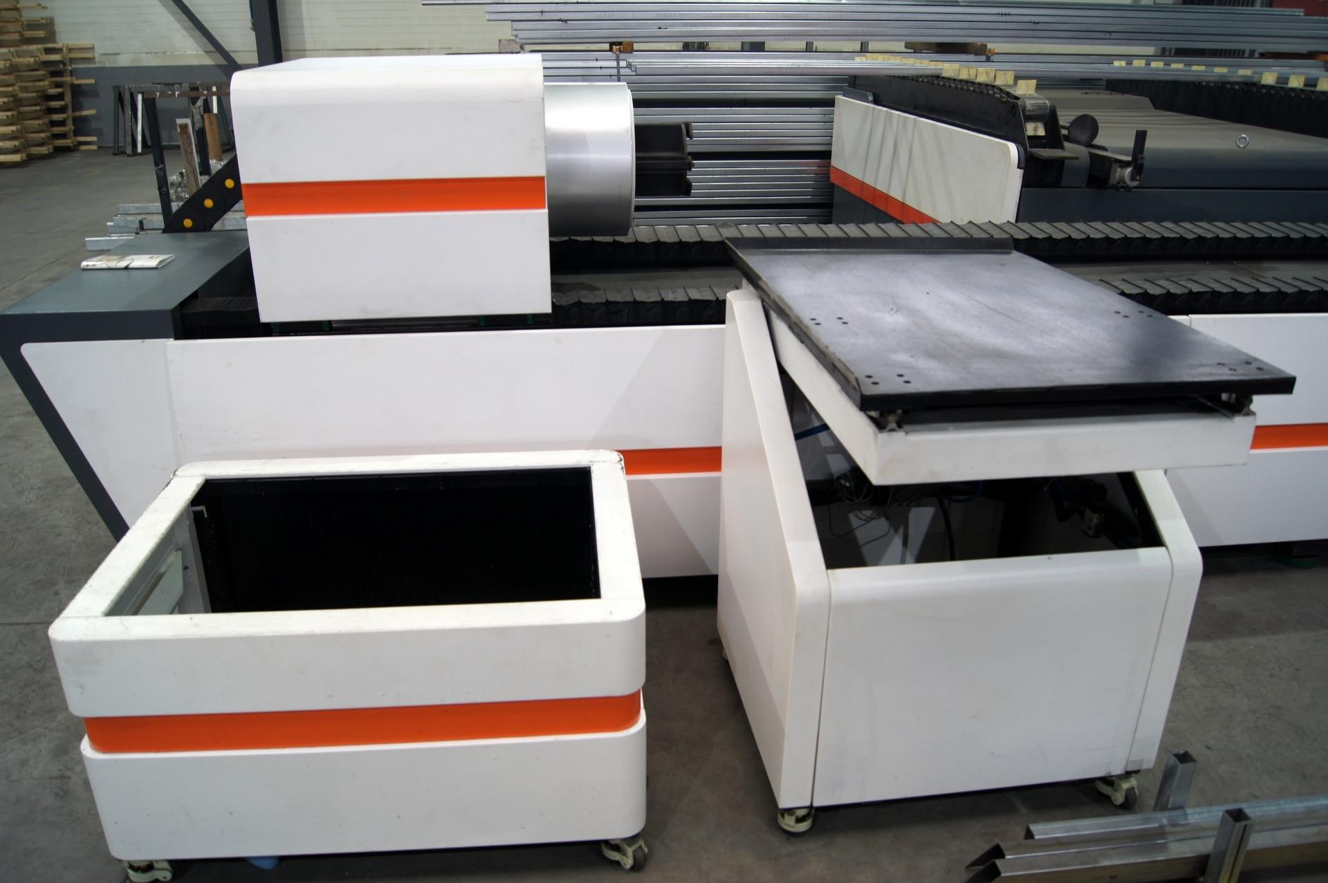 Laser per il taglio di tubi e profili BODOR T6E in vendita - foto 4