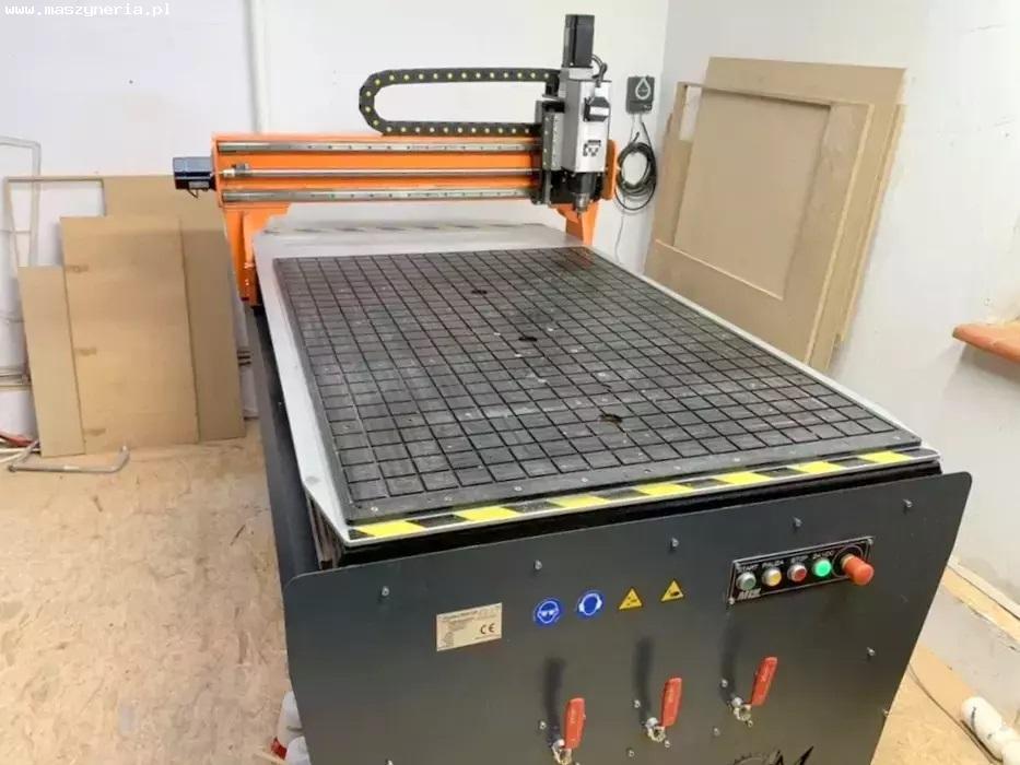 Fresatrice CNC 3D MLM Maschinenbau Luib Martin PLST in vendita - foto 1
