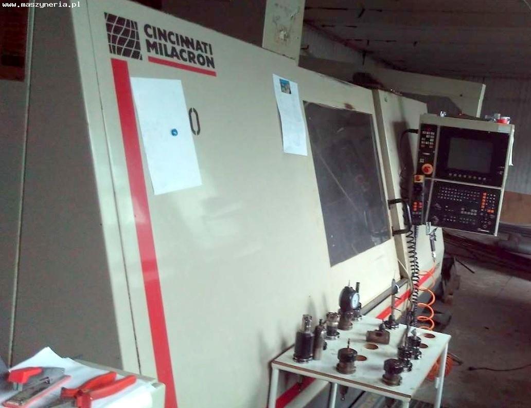 Centro di fresatura CINCINNATI MILACRON SABRE 1000 in vendita - foto 1