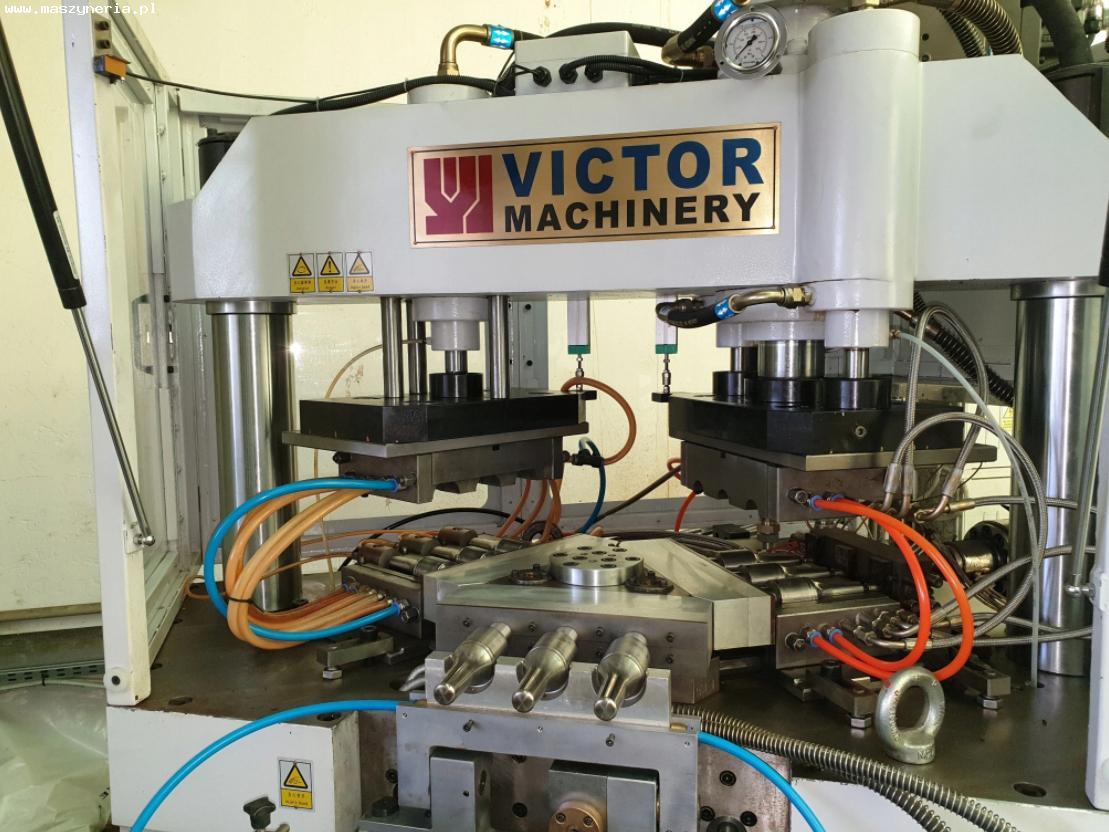 Soffiatrice ad iniezione VICTOR MACHINERY MSZ 30 in vendita - foto 3