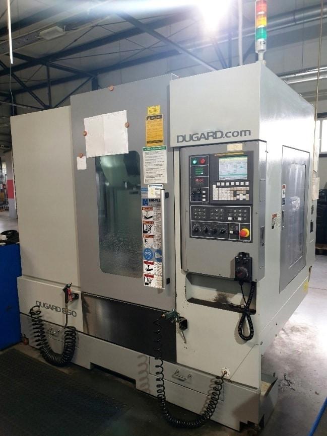 Centro di lavoro CNC DUGARD EAGLE 850 in vendita - foto 1