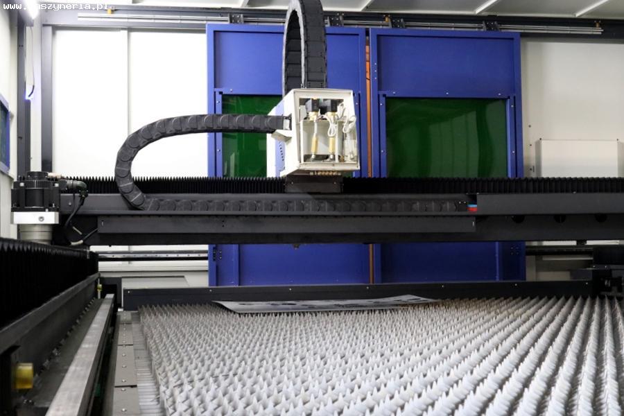 Macchina taglio laser fibra WUXI CHEERON QY-LC1500-2540 in vendita - foto 3