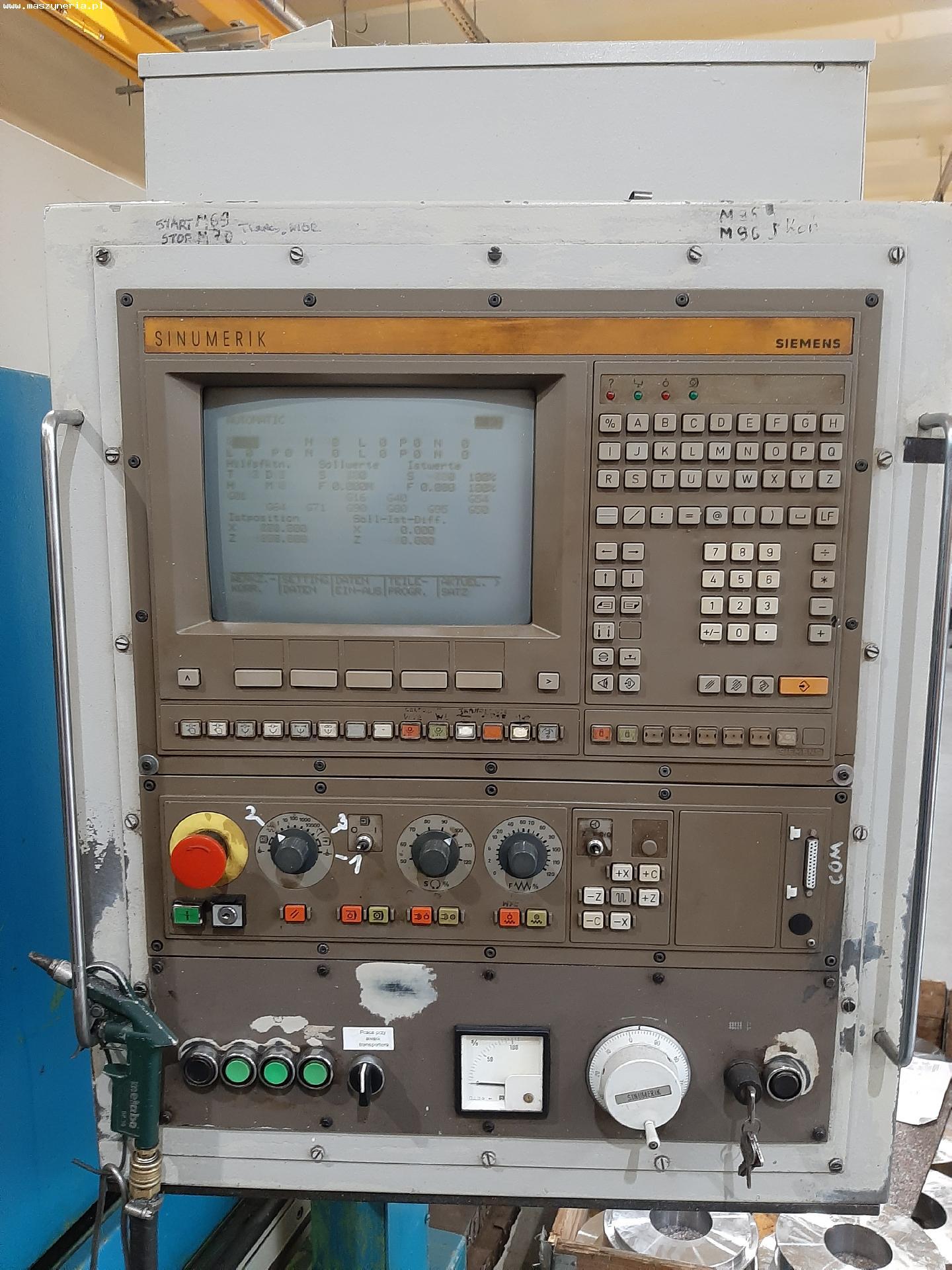 Tornio CNC Niles DFS2/3 in vendita - foto 2