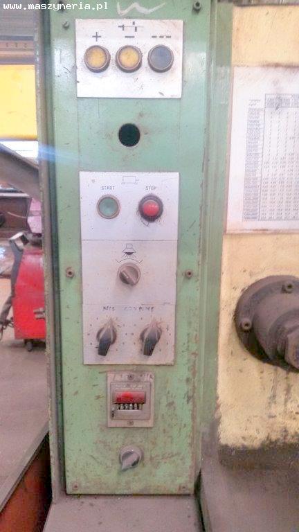 Cesoia a ghigliottina idraulica LVD MV 25/4 in vendita - foto 3