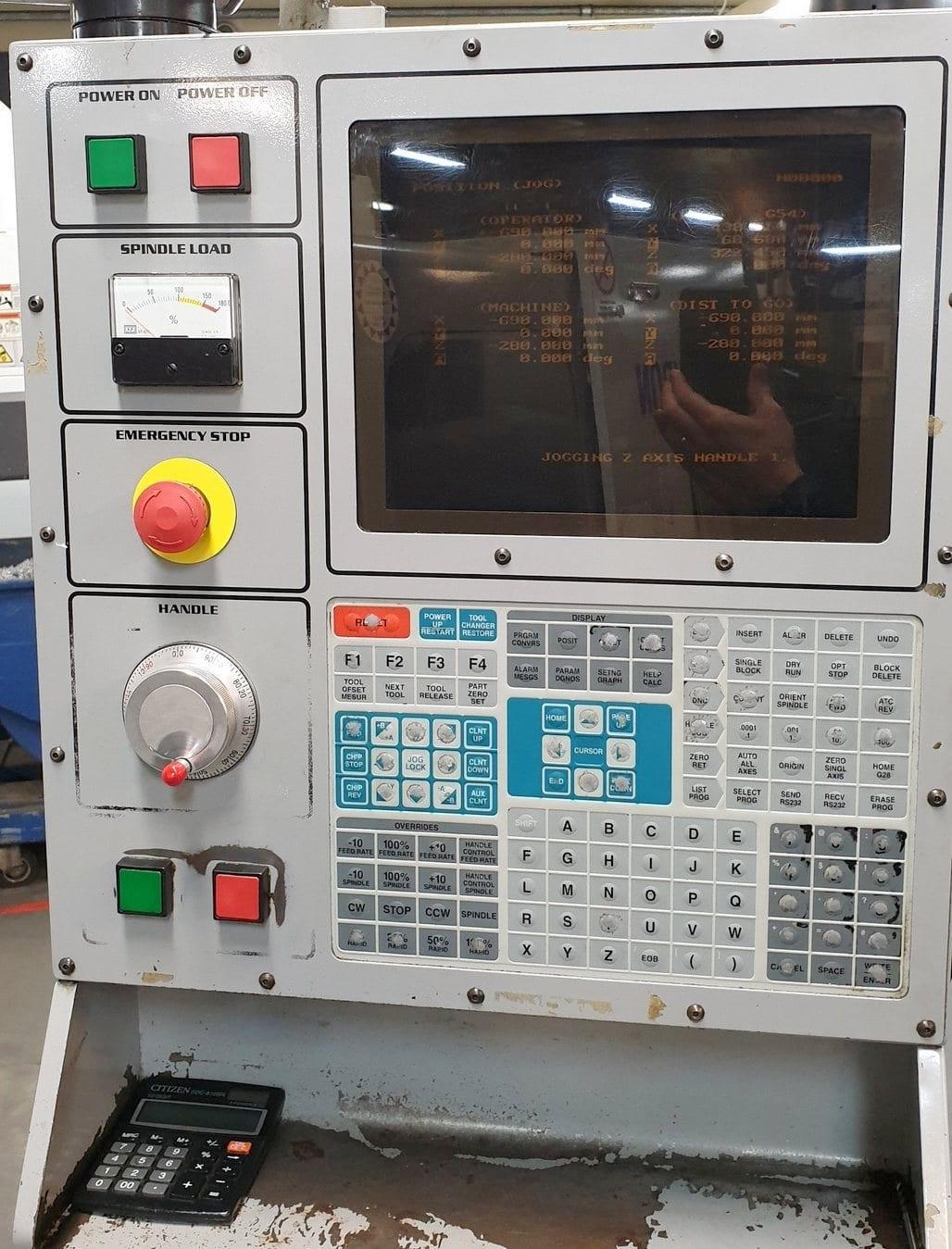 Centro di fresatura verticale HAAS MIKRON VCE 1250 in vendita - foto 2