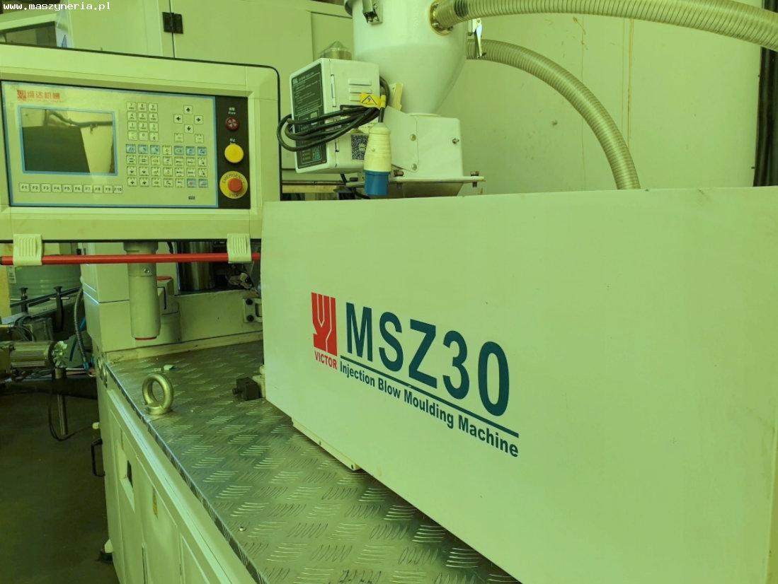 Soffiatrice ad iniezione VICTOR MACHINERY MSZ 30 in vendita - foto 2