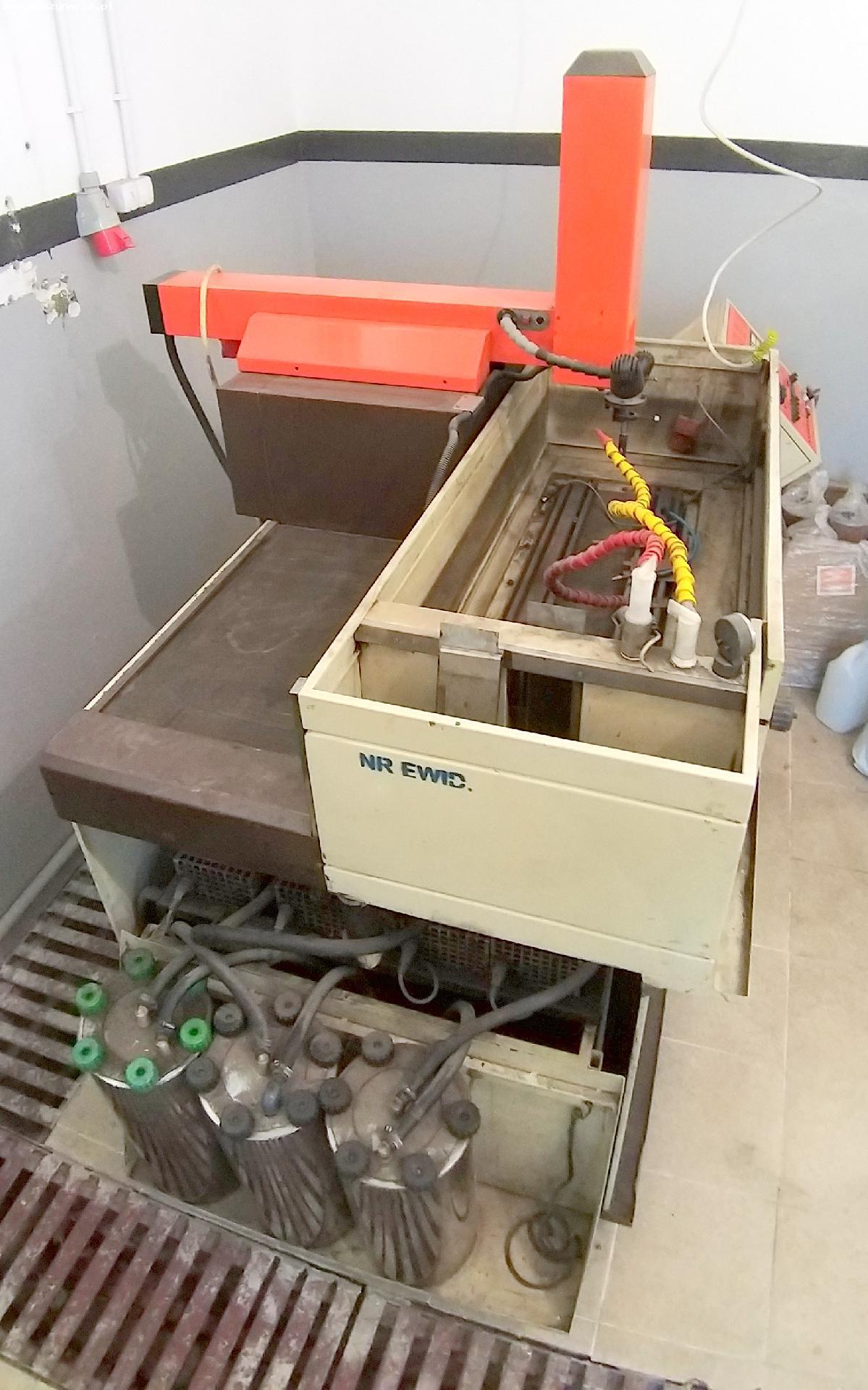 Macchina per elettroerosione a tuffo ZAP BP 2000 in vendita - foto 3