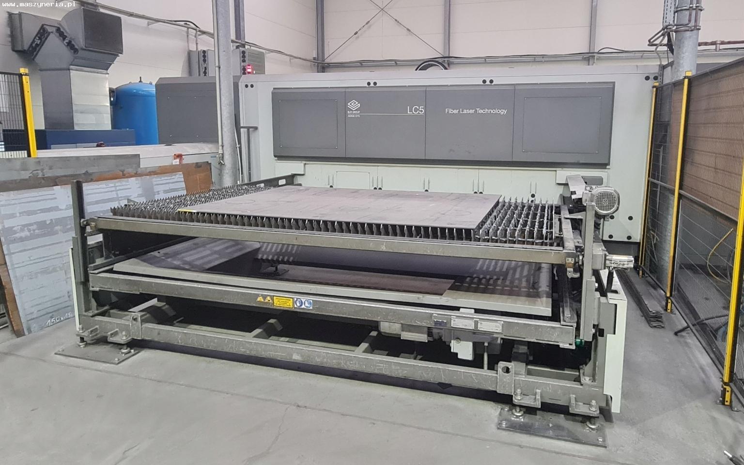 Laser COMBO BLM LC5 FIBER in vendita - foto 2