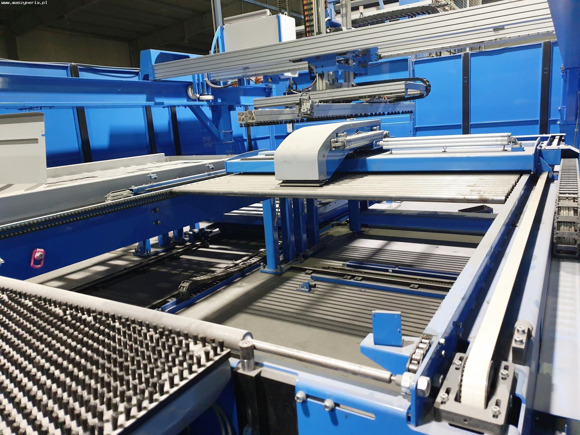 La linea di lavorazione lamiera PRIMA POWER LPE6F in vendita - foto 4
