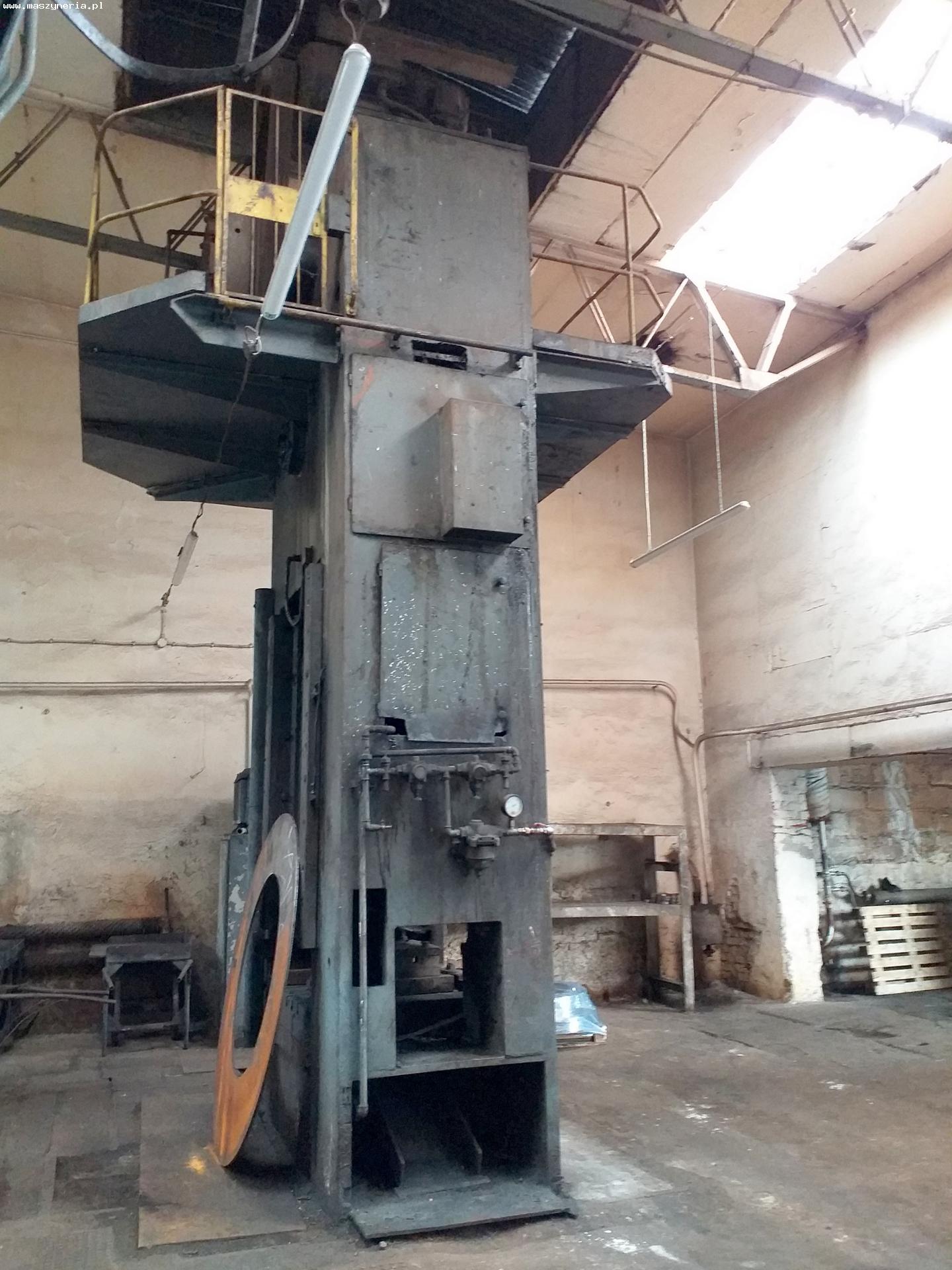 Pressa meccanica due montanti ZAMECH PKRR 400A in vendita - foto 3