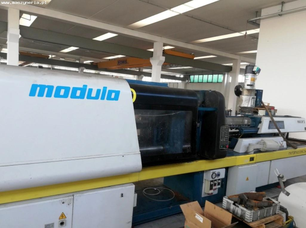 Pressa ad iniezione SANDRETTO MODULA 270/1372 MACH 2 in vendita - foto 1