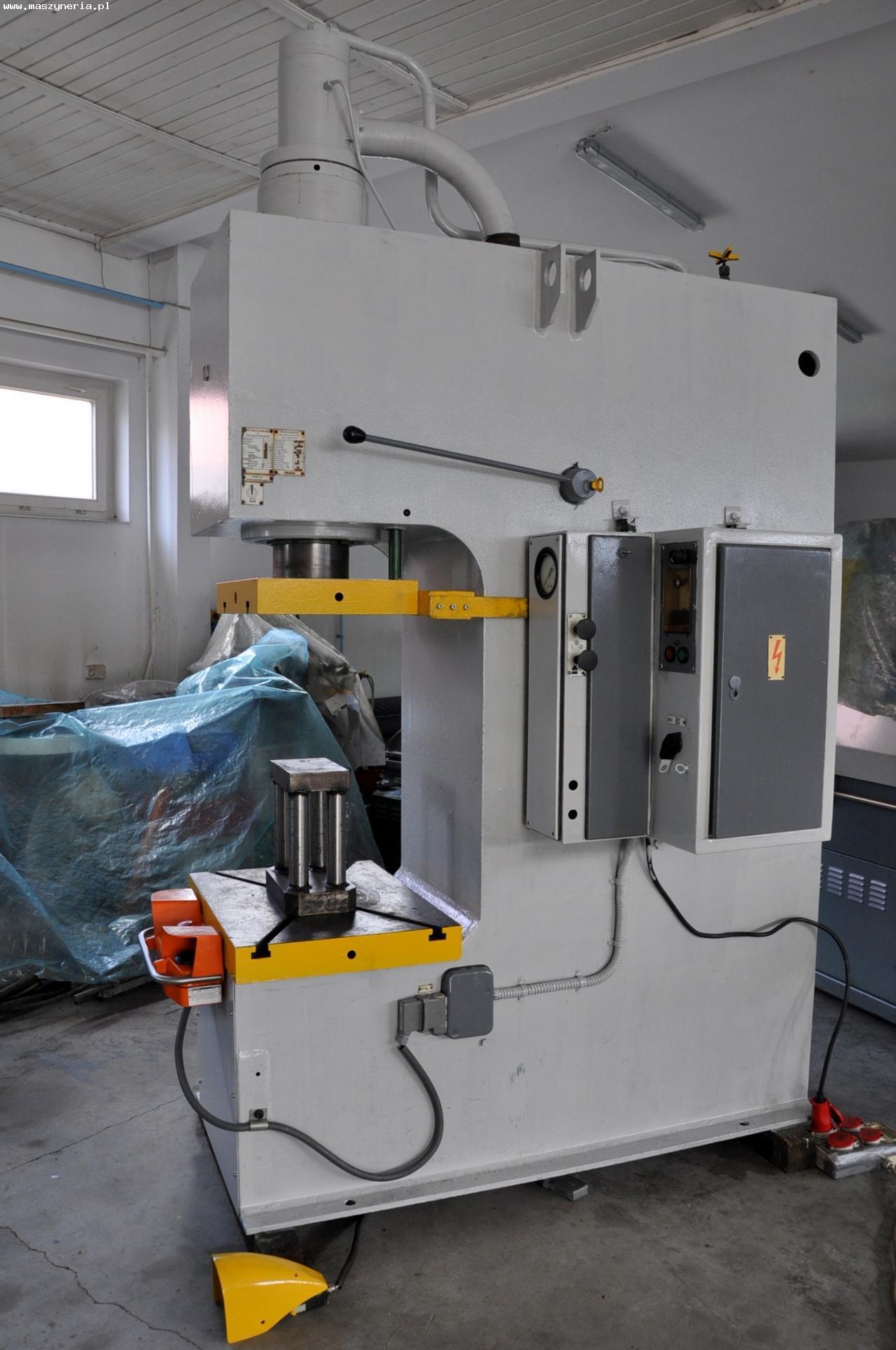 Pressa idraulica WMW ERFURT PYE 63 S1 in vendita - foto 1