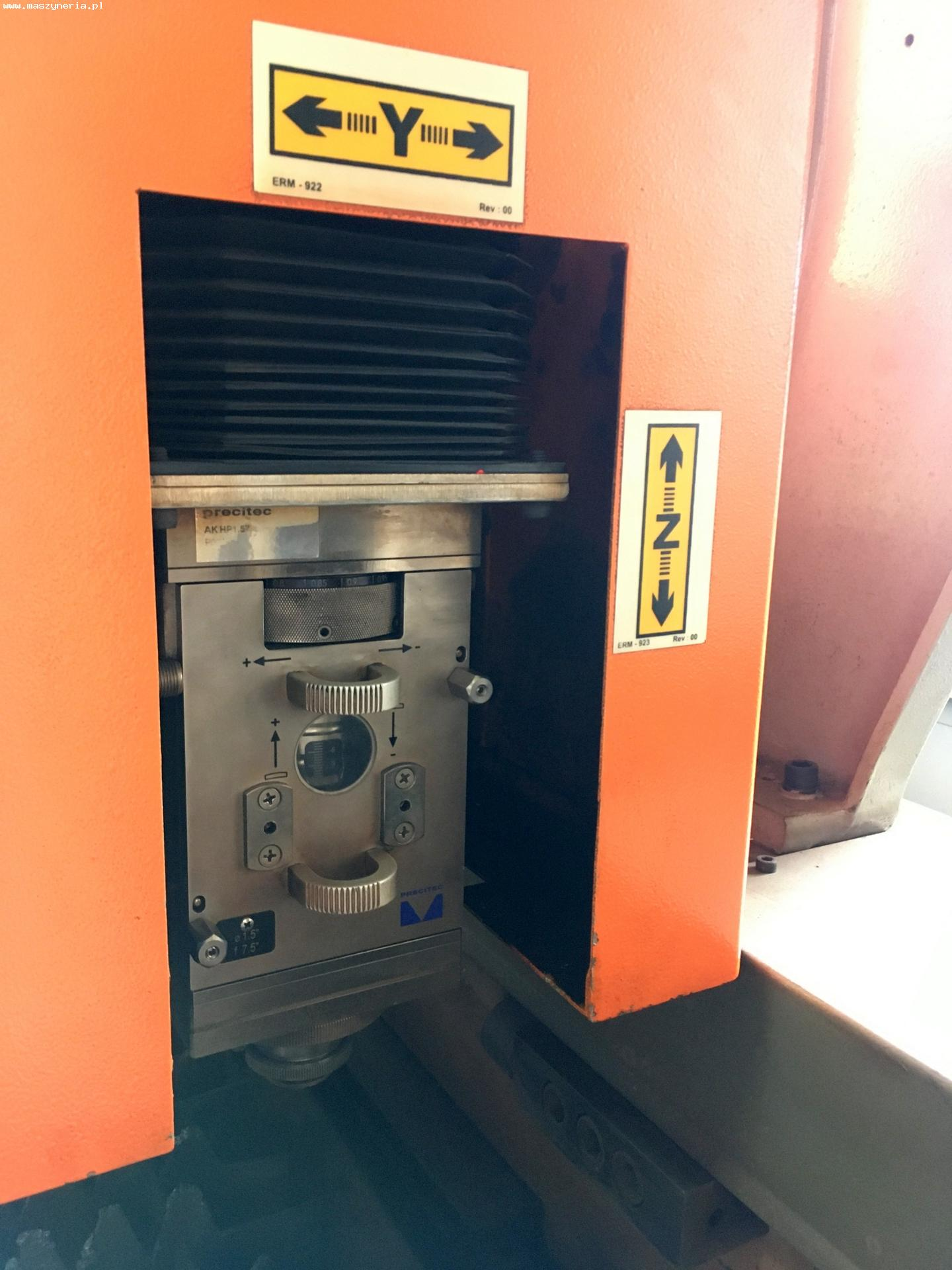 Macchina taglio laser ERMAKSAN LASERMAK 4000,3 x 1,5 in vendita - foto 7