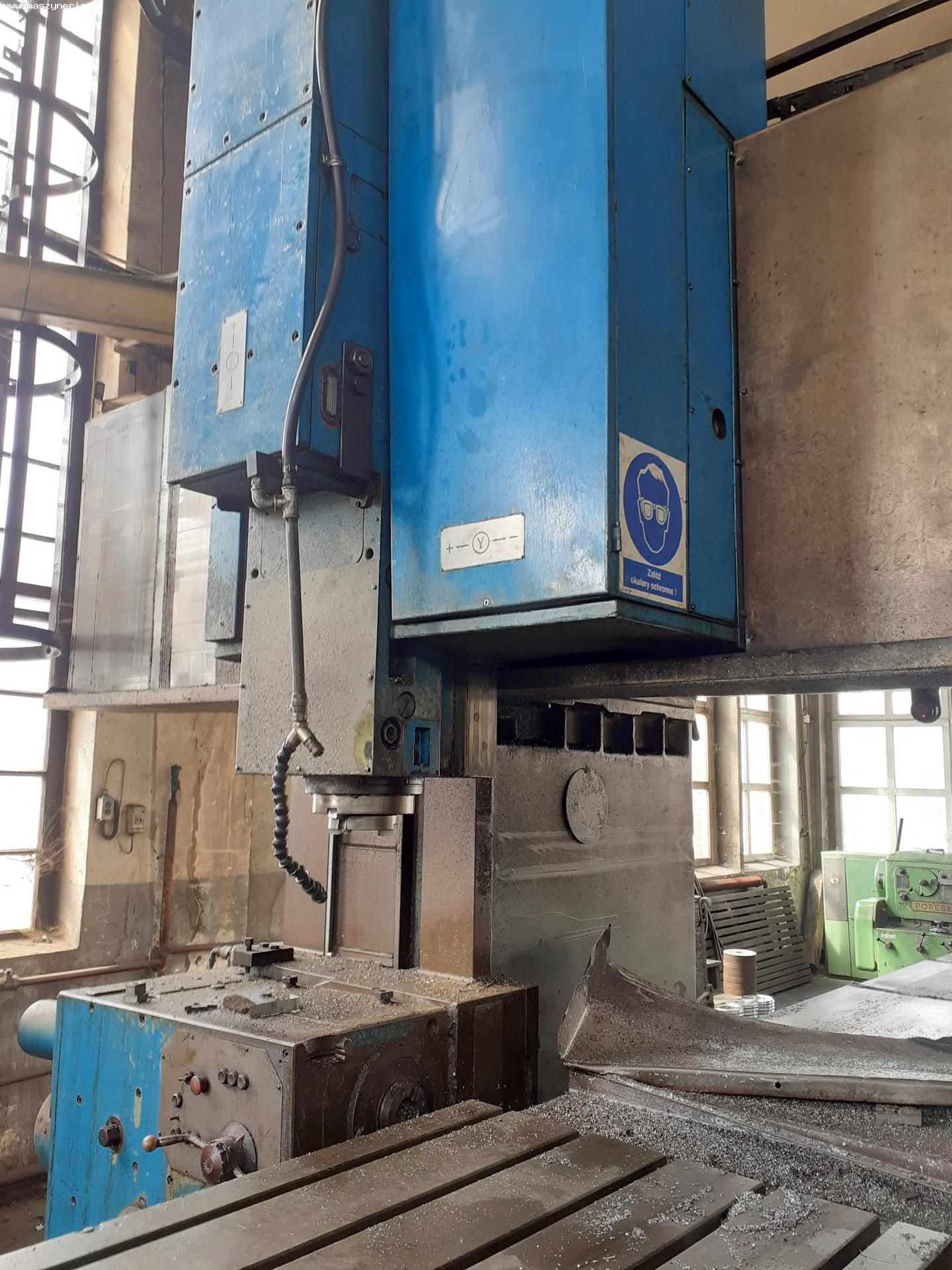 Fresatrice a portale CNC STANKOIMPORT 6M610F11 in vendita - foto 3