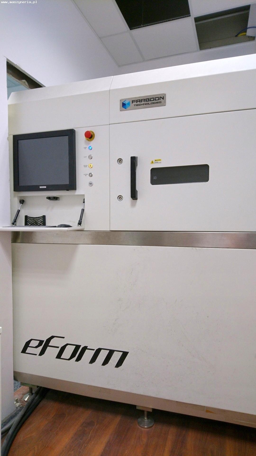 Stampante laser 3D FARSOON eForm in vendita - foto 1
