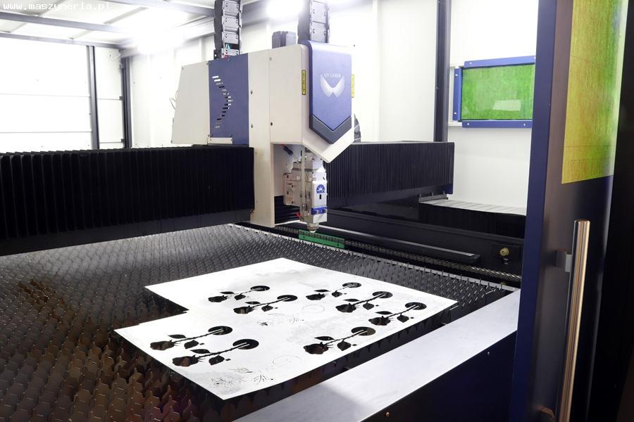 Macchina taglio laser fibra WUXI CHEERON QY-LC1500-2540 in vendita - foto 4