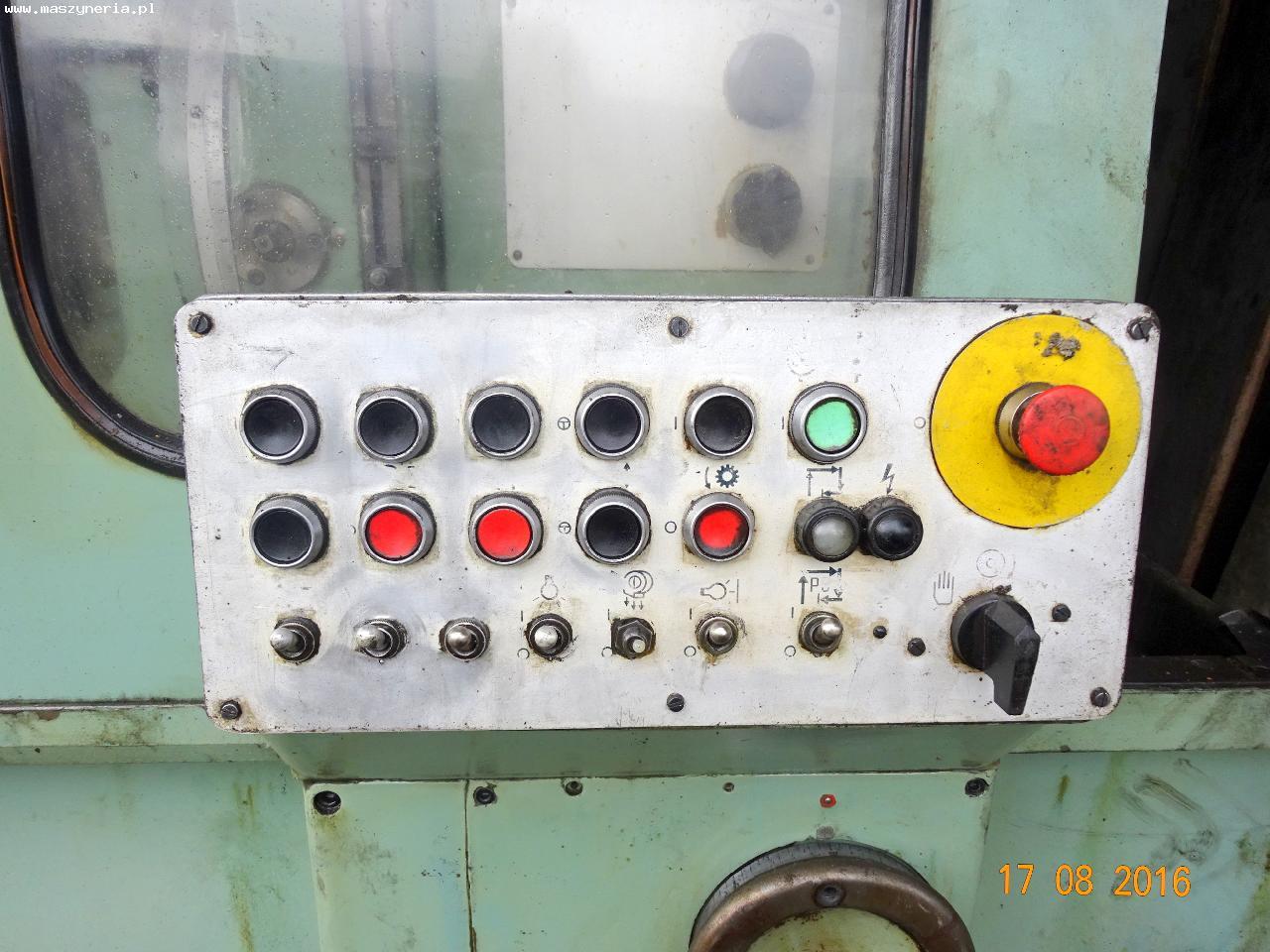 Rettificatrice per ingranaggi cilindrici KOMSOMOLEC in vendita - foto 3