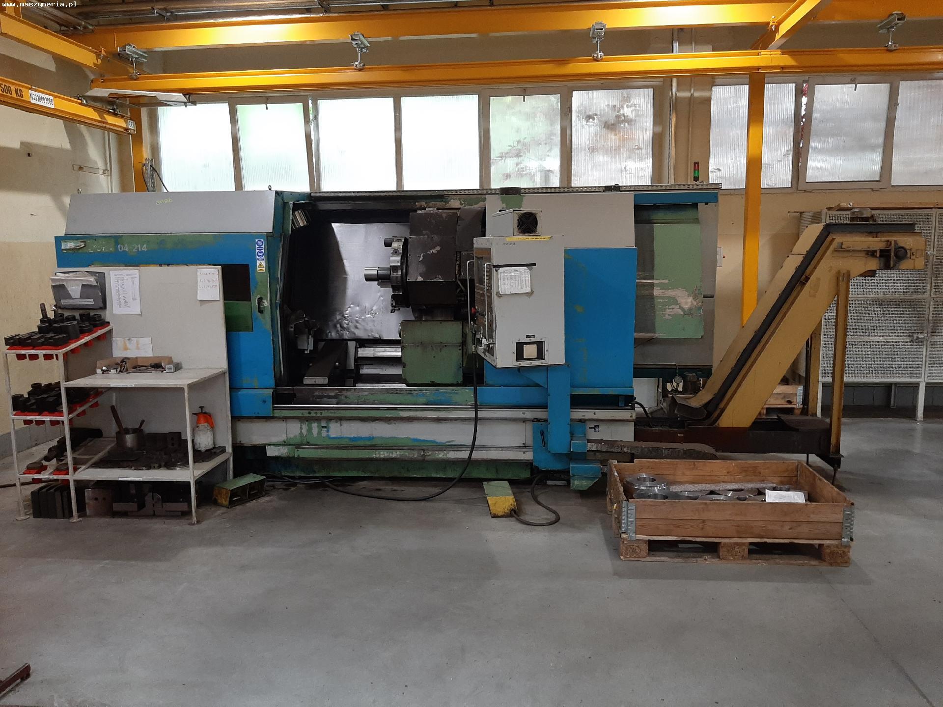 Tornio CNC Niles DFS2/3 in vendita - foto 1