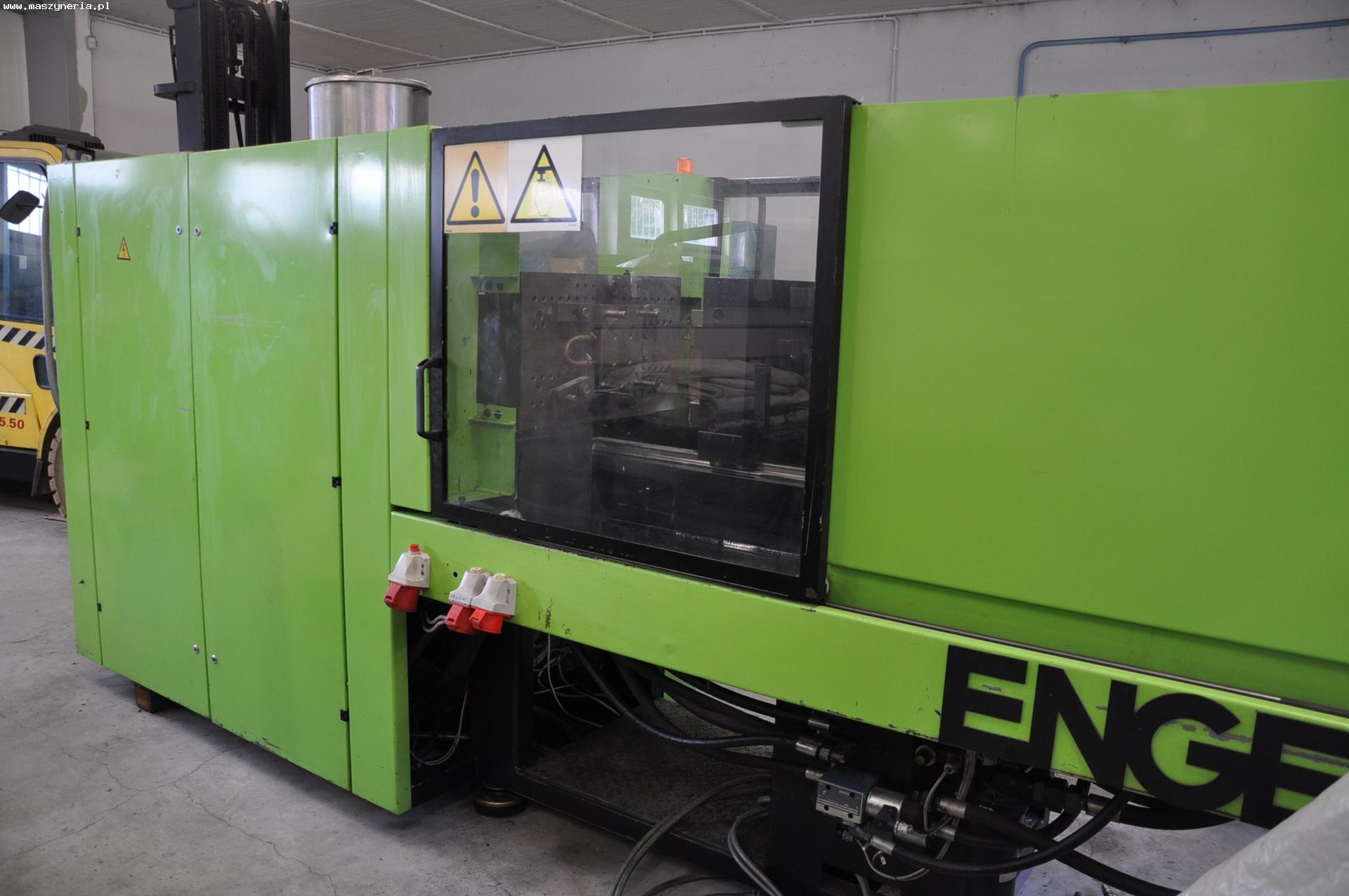Pressa ad iniezione ENGEL ES 330/80 HL ST in vendita - foto 2