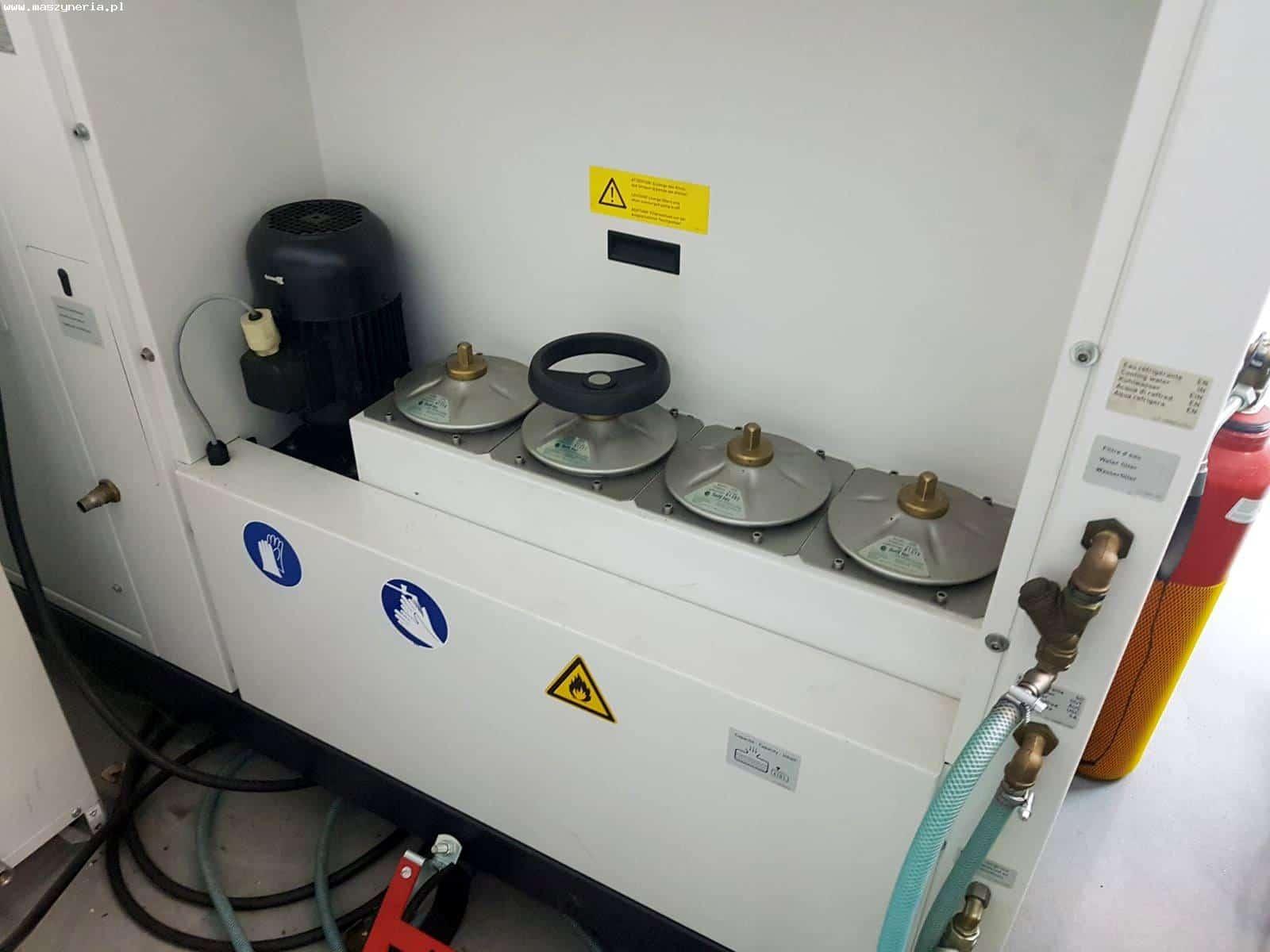 Elettroerosione a tuffo AGIE CHARMILLES FO 350 MS in vendita - foto 7