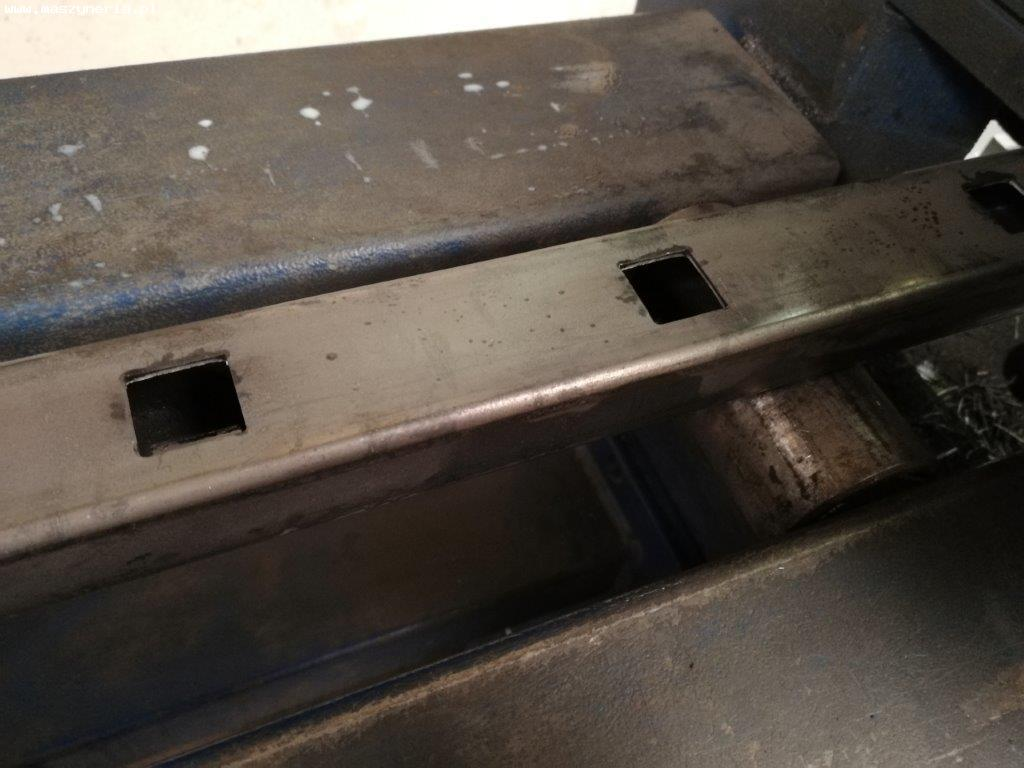 Perforatrice per profili INTESO S3130T in vendita - foto 5