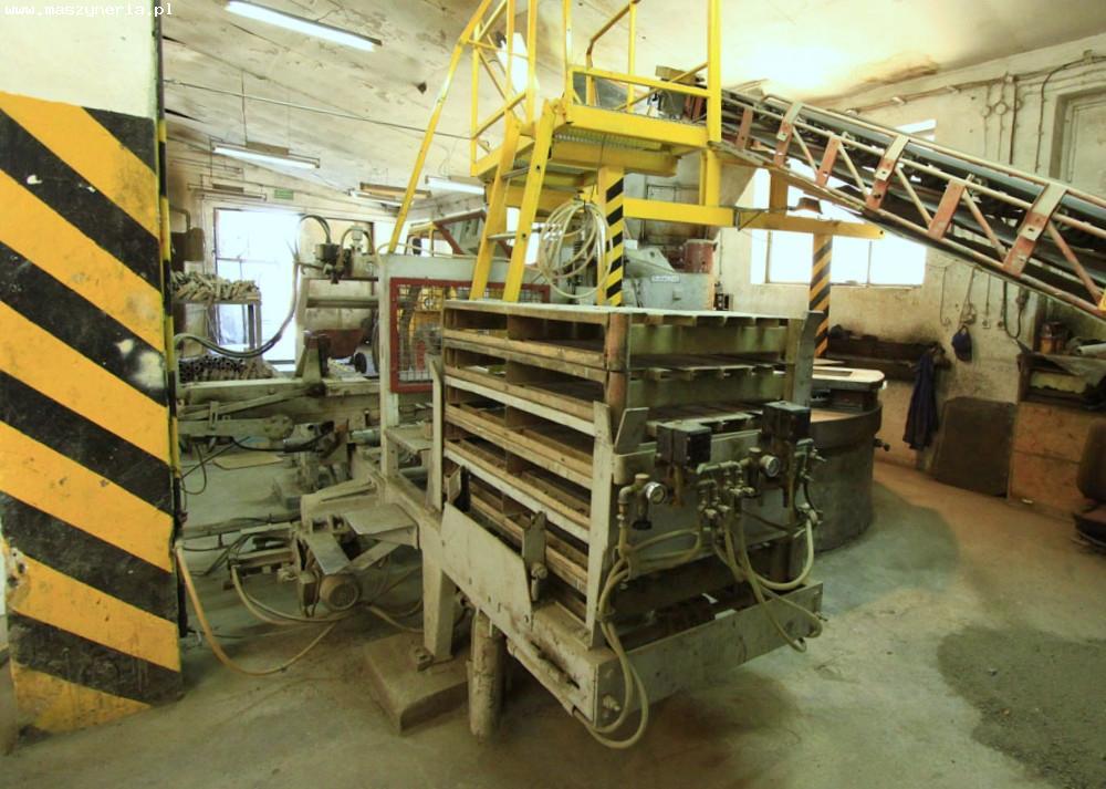 Linea di produzione di piastrelle per pavimentazione in vendita - foto 7