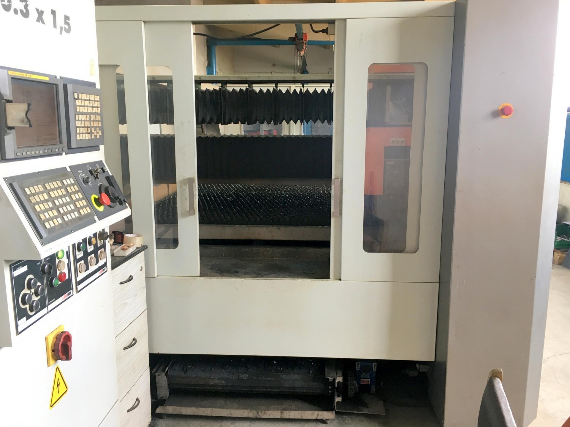Macchina taglio laser ERMAKSAN LASERMAK 4000,3 x 1,5 in vendita - foto 5