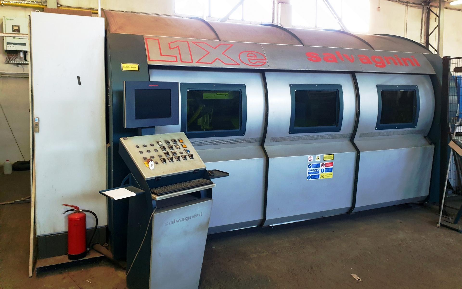 Laser SALVAGNINI L1Xe in vendita - foto 1