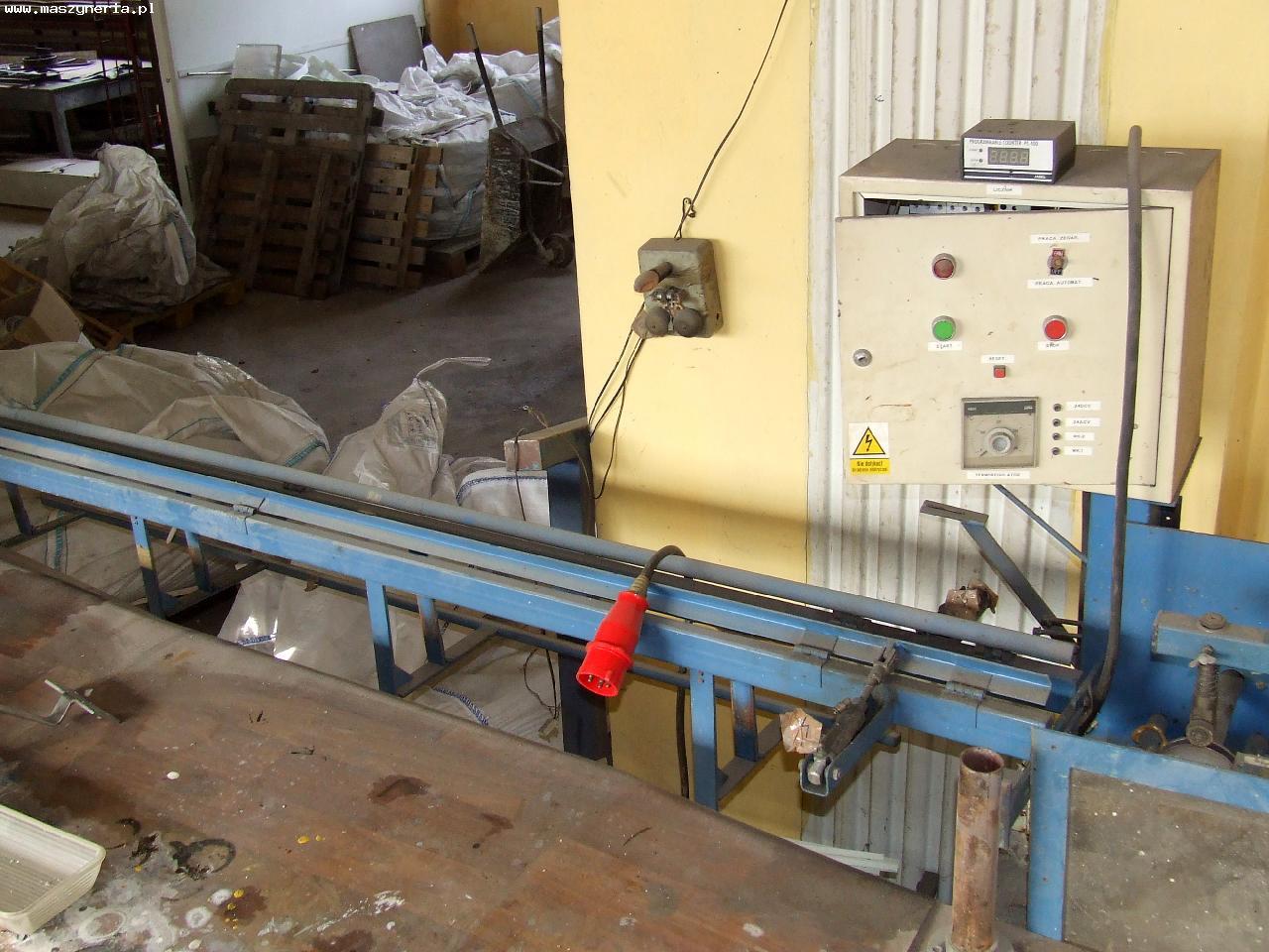 Bordatrice per la copertura dell'angolo in PVC con rete in vendita - foto 3