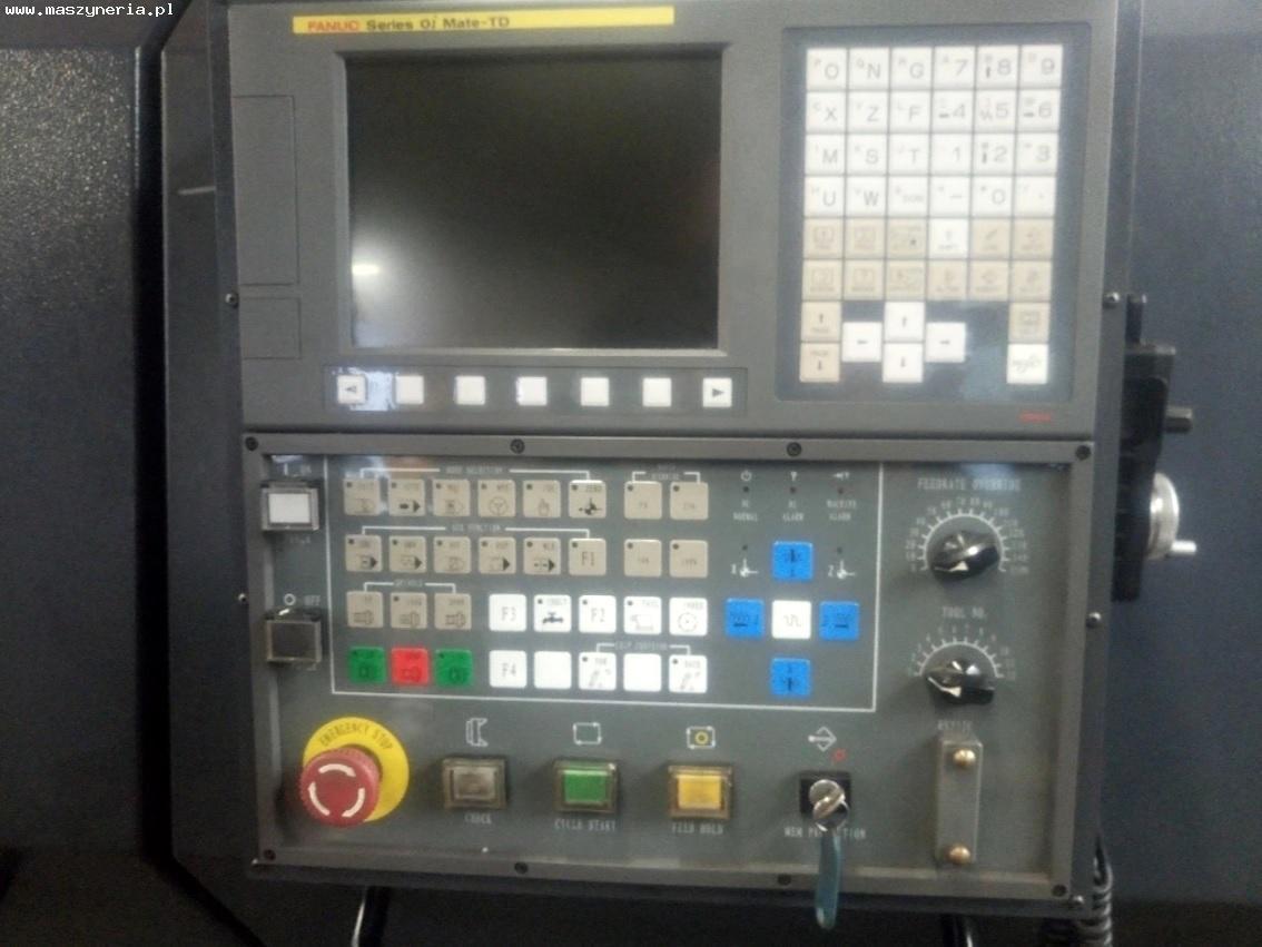 Tornio universale CNC SCK 6166 in vendita - foto 2