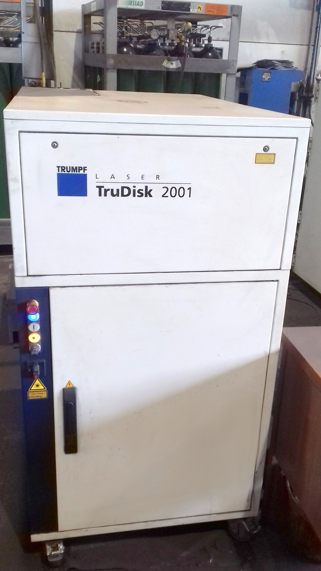 Macchina taglio laser TRUMPF TRULASER 1030 FIBER in vendita - foto 5