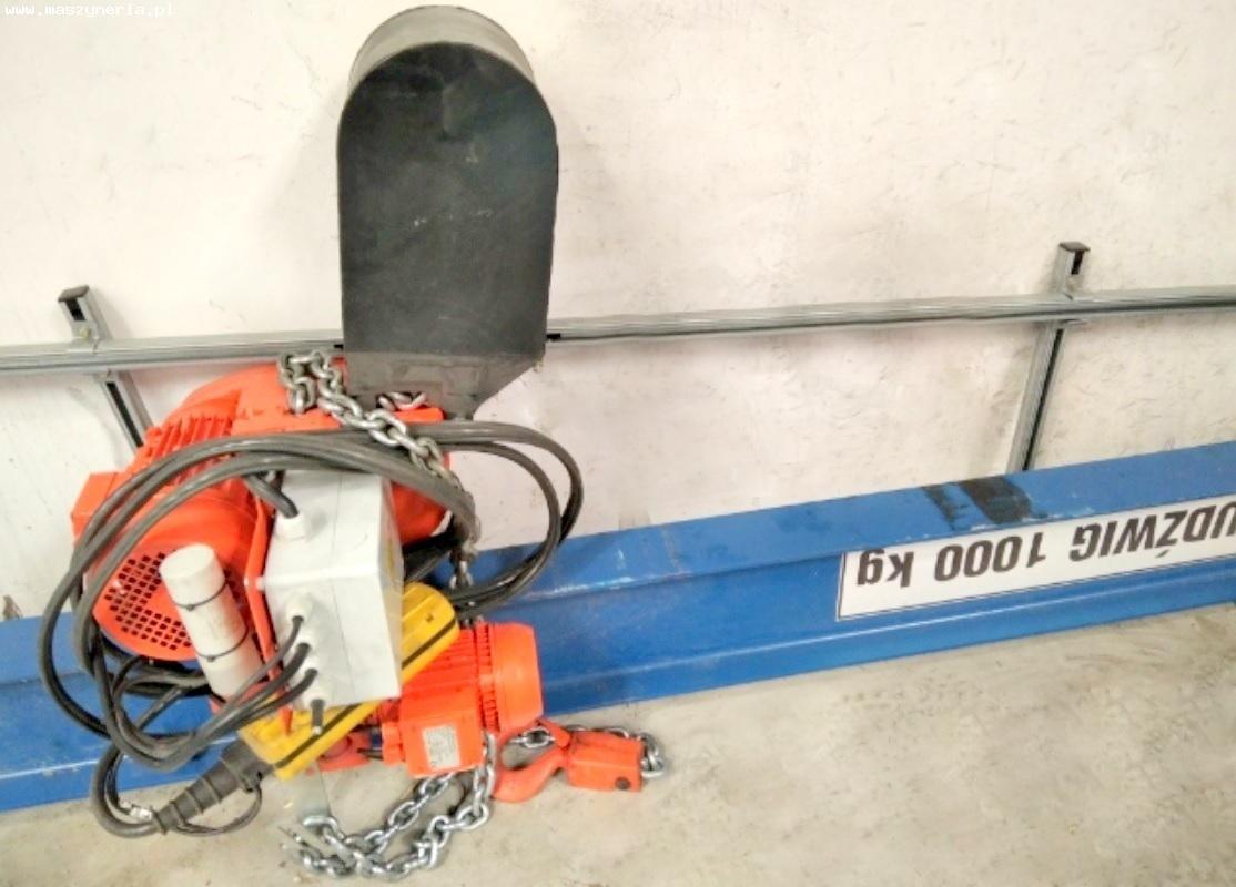 Gru a cavalletto AMENABAR E34110M da 1000 kg in vendita - foto 2