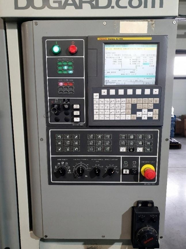 Centro di lavoro CNC DUGARD EAGLE 850 in vendita - foto 2
