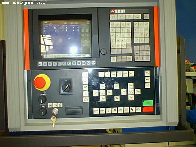 Tornio automatico CNC Manurhin KMX TWIN 207 in vendita - foto 2
