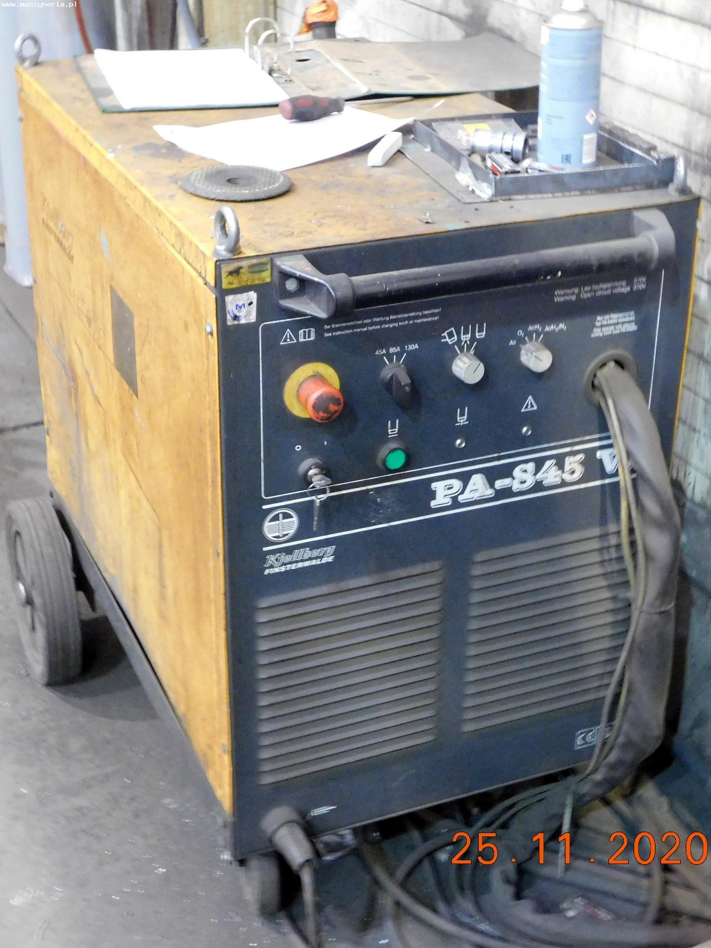 Impianto taglio plasma e ossitaglio ECKERT JANTAR 2 in vendita - foto 7