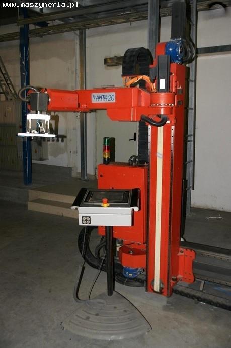 Pressa piegatrice CNC SMD PBH 110-3100-4C in vendita - foto 2