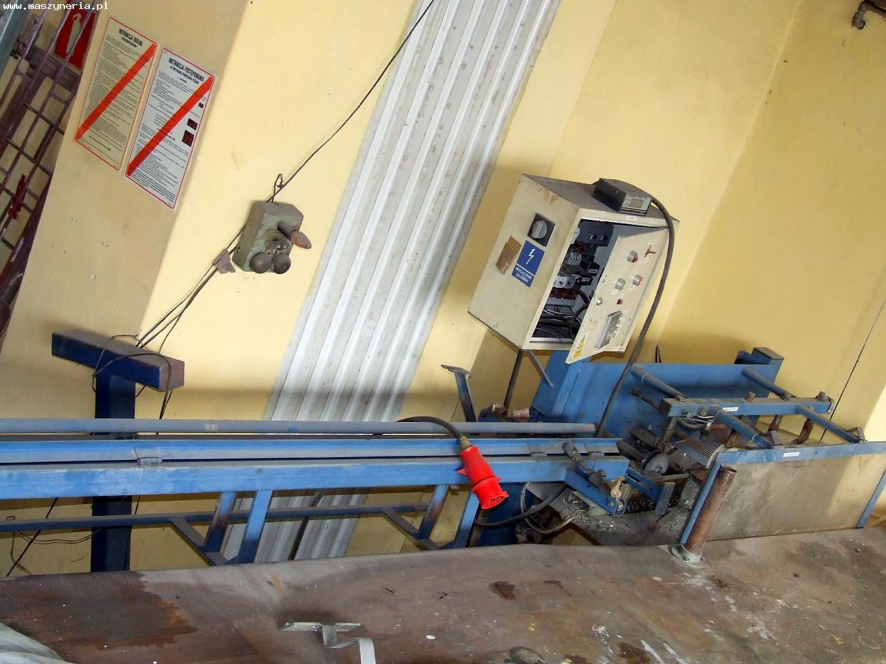 Bordatrice per la copertura dell'angolo in PVC con rete in vendita - foto 4