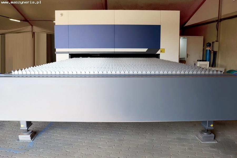 Macchina taglio laser fibra WUXI CHEERON QY-LC1500-2540 in vendita - foto 2