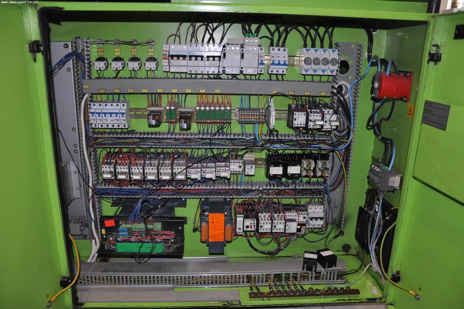 Pressa ad iniezione ENGEL ES 330/80 HL ST in vendita - foto 8