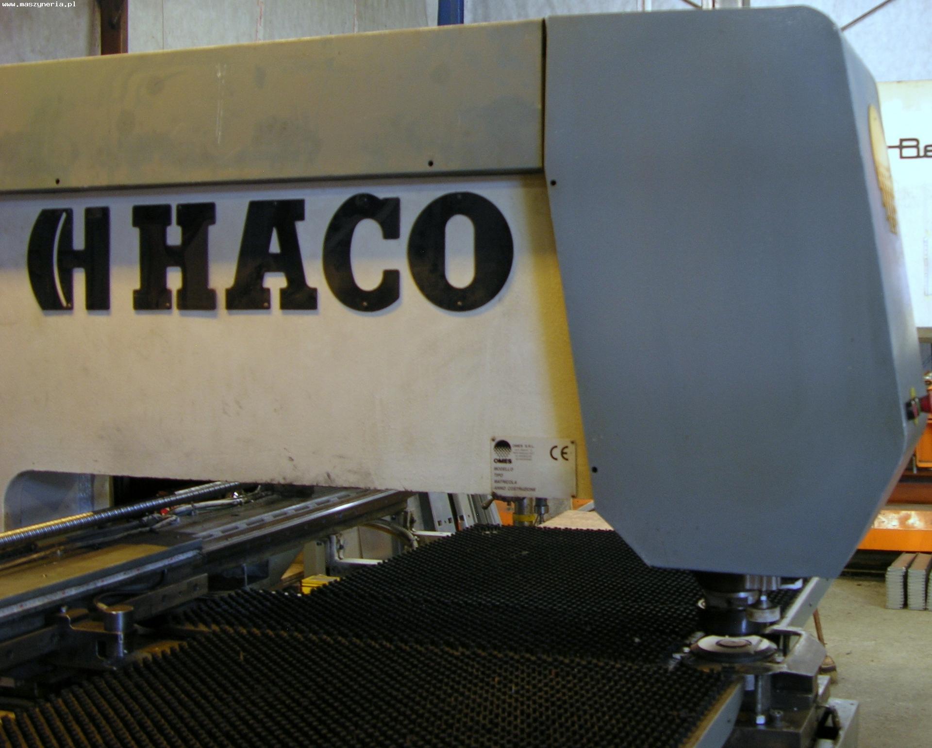 Punzonatrice HACO OMES TOOLMAC V/1 in vendita - foto 4