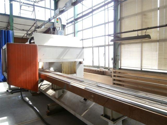Centro di lavoro MAKA AR 37 5 assi in vendita - foto 3